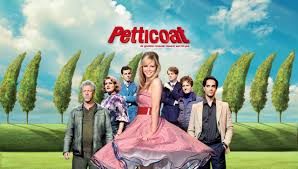 Audities voor Petticoat de musical!