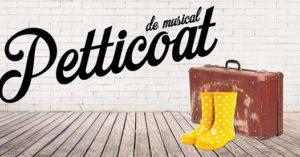 Kaartverkoop Petticoat de musical