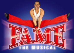 Voorinschrijving Audities Fame- de musical