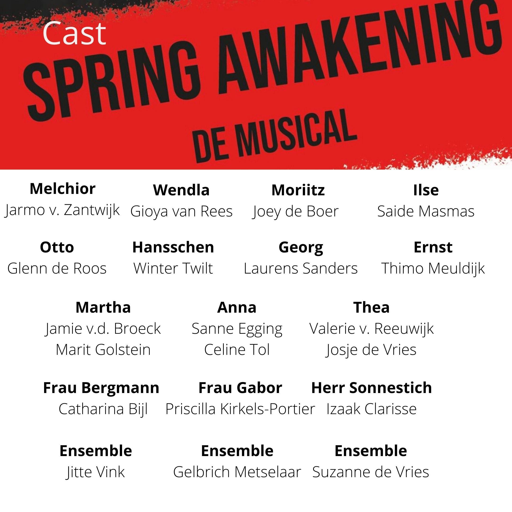 Cast Sping Awakening.def