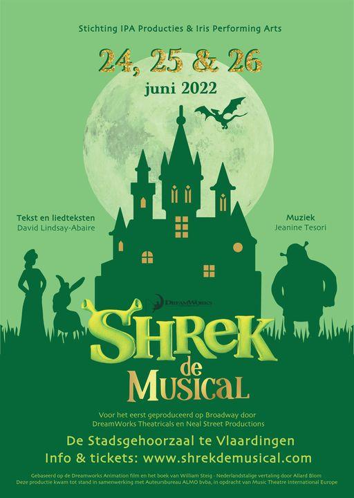 Shrek Poster juni 2022